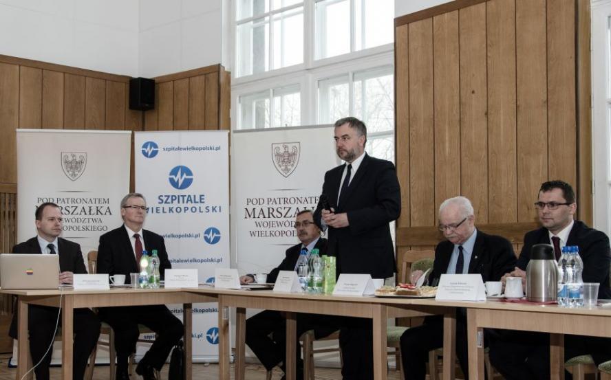 Podsumowanie dialogu technicznego prowadzonego w ramach przygotowania inwestycji budowy nowego szpitala matki i dziecka w Poznaniu było tematem konferencji w dniu 23 kwietnia- kliknij aby powiększyć