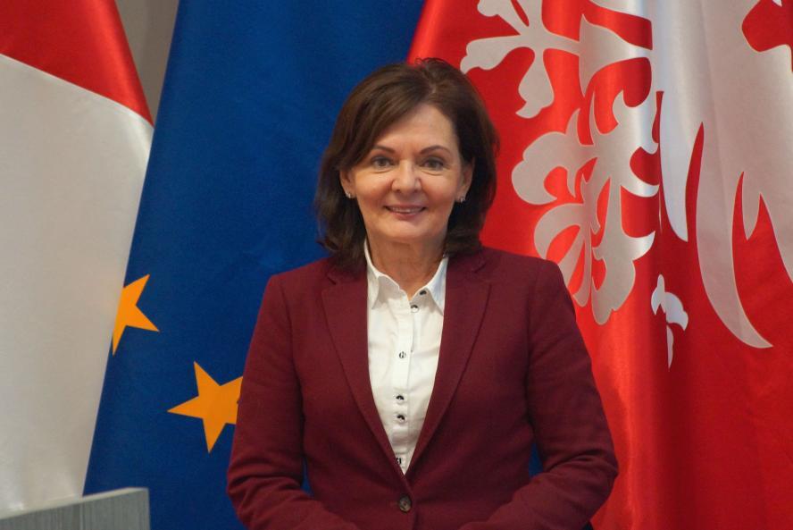 Vorsitzender des Landtages der Woiwodschaft Wielkopolska- kliknij aby powiększyć