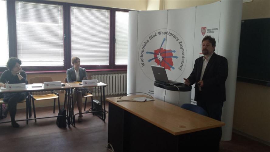 Podsumowanie spotkania informacyjnego Wielkopolskiej Sieci Współpracy Zagranicznej (WSWZ) w Koninie, 24 czerwca 2015 roku- kliknij aby powiększyć