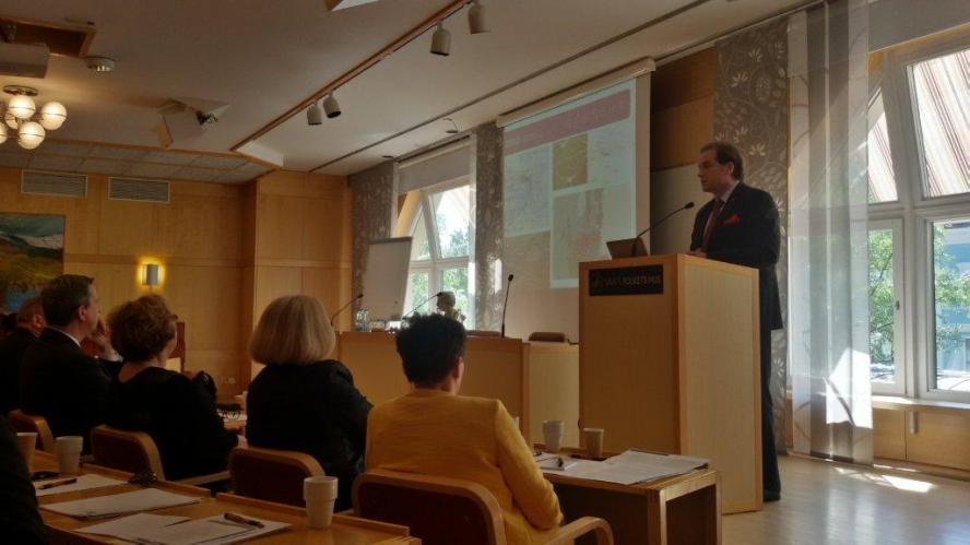 Seminarium Umea- kliknij aby powiększyć