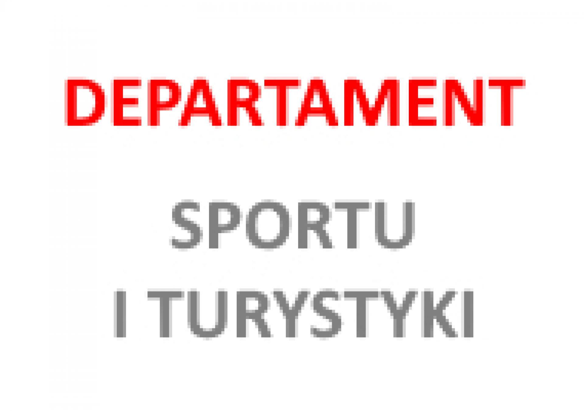 Otwarty konkursu ofert na realizację zadań w dziedzinie turystyki i krajoznawstwa na rzecz poprawy i rozwoju infrastruktury turystycznej w roku 2021- kliknij aby powiększyć