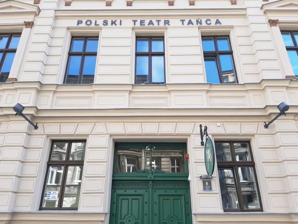 Polski Teatr Tańca- kliknij aby powiększyć