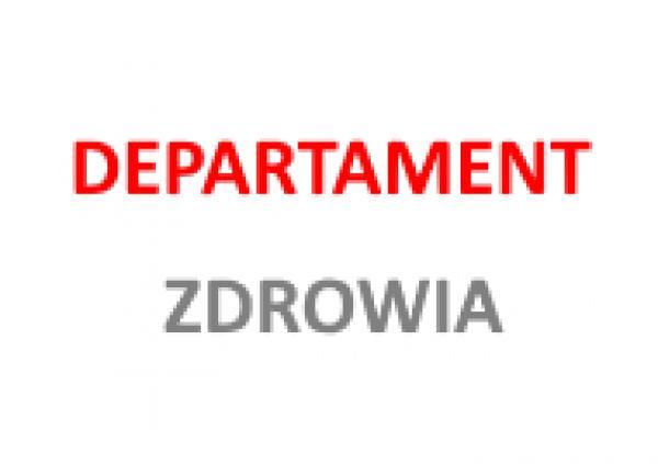 Ikonka Departamentu Zdrowia- kliknij aby powiększyć