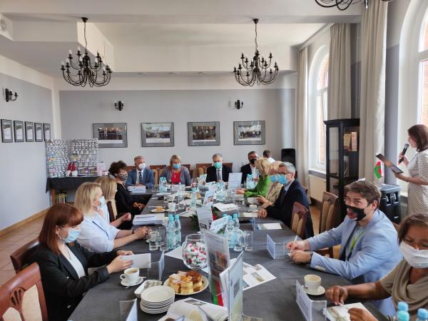 Wizyta w Wieleniu- kliknij aby powiększyć