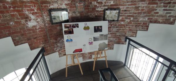 Obraz z wystawy- kliknij aby powiększyć