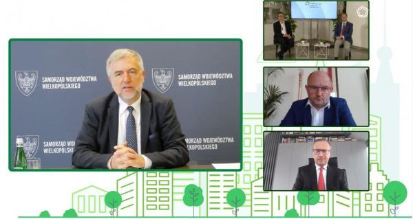 Marszałek Marek Woźniak wziął udział Samorządowym Kongresie Finansowym- kliknij aby powiększyć