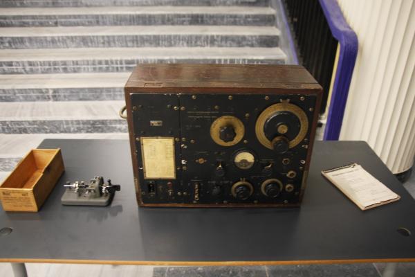 Artefakty dla Centrum Szyfrów Enigma- kliknij aby powiększyć