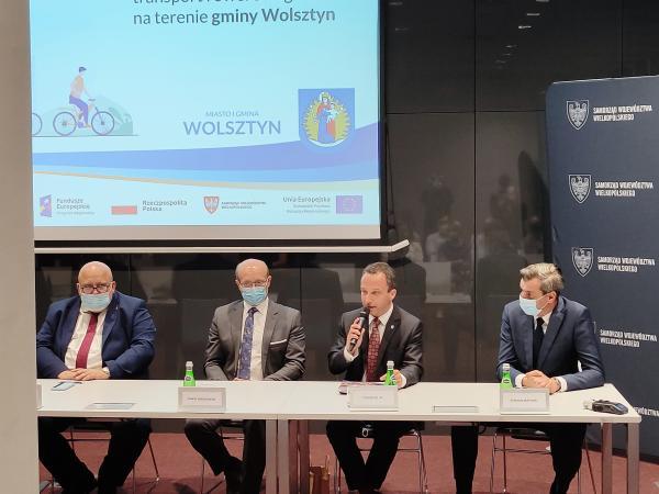 Kształcenie zawodowe i transport niskoemisyjny traktujemy priorytetowo- kliknij aby powiększyć