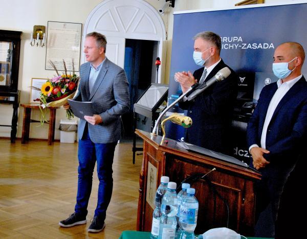 W trakcie gali rozdania nagród która odbyła się 27 lipca po raz czwarty wybrano laureatów Nagrody Poznańskiego Towarzystwa Przyjaciół Nauki za najlepszą książkę o Wielkopolsce- kliknij aby powiększyć