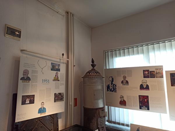 Wystawa Ścieżki życia - Polskie ślady w regionie Ren-Men. Historyczna mozaika- kliknij aby powiększyć