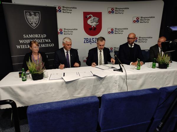 Zbąszyń beneficjentem marszałkowskiego programu Kulisy Kultury - kliknij aby powiększyć