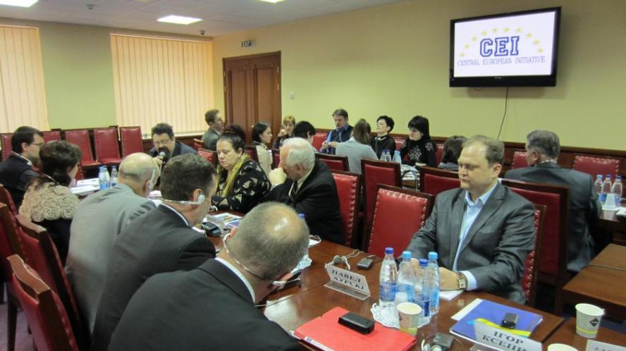 Projekt Inicjatywy Środkowoeuropejskiej rozpoczęty! - zobacz więcej