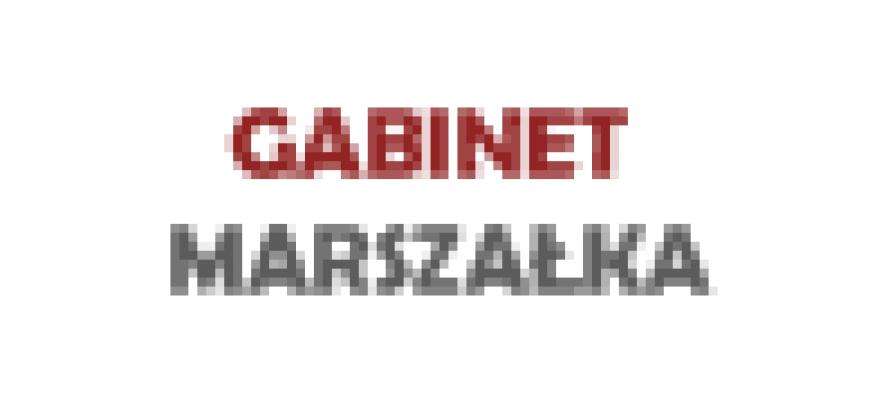 Marszałek Marek Woźniak w nowej siedzibie - zobacz więcej