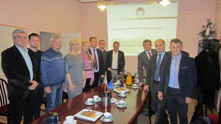 Dobre praktyki z Wielkopolski. Wizyta studyjna delegacji Obwodu Czernihowskiego - zobacz więcej