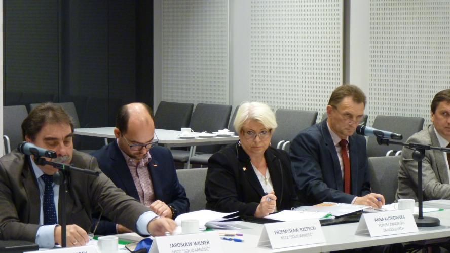 IV plenarne posiedzenie Wojewódzkiej Rady Dialogu Społecznego w Poznaniu - zobacz więcej