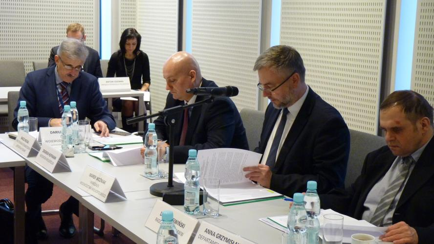 V plenarne posiedzenie Wojewódzkiej Rady Dialogu Społecznego w Poznaniu - zobacz więcej