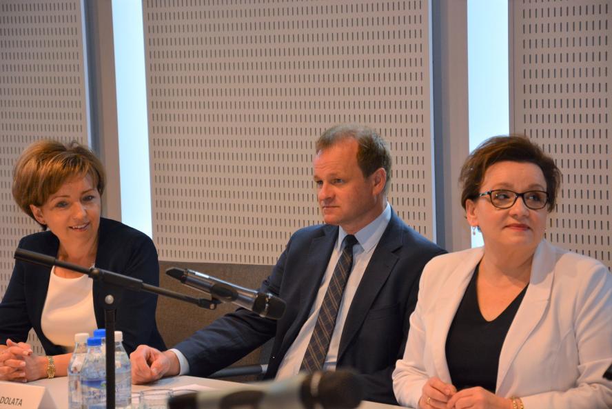 Minister Edukacji Narodowej gościem plenarnego posiedzenia Wojewódzkiej Rady Dialogu Społecznego w Poznaniu - zobacz więcej