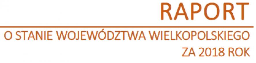 Informacja o możliwości udziału mieszkańców Wielkopolski w debacie nt. Raportu o stanie Województwa Wielkopolskiego za 2018 rok - zobacz więcej