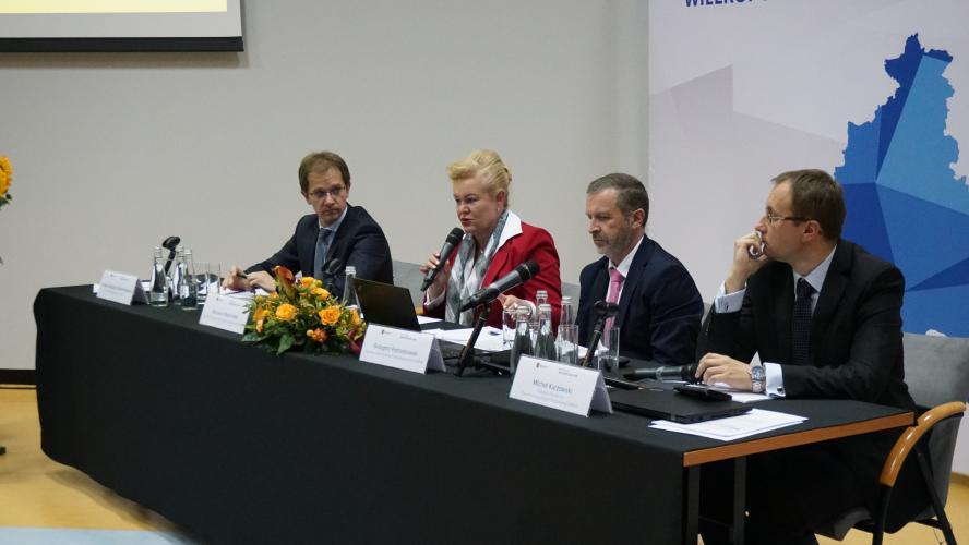 Konsultacje społeczne projektu Strategii Wielkopolska 2030 - 18 września 2019 roku - zobacz więcej