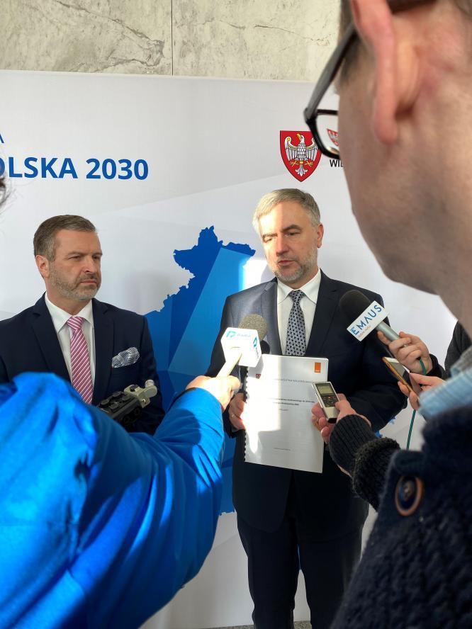 Przyjęcie Strategii rozwoju województwa wielkopolskiego do 2030 roku - zobacz więcej