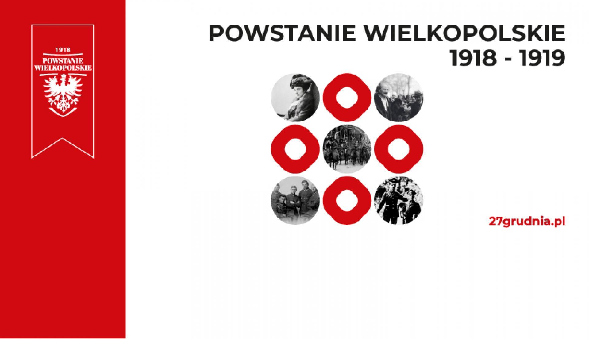 Oddajmy hołd bohaterom! – 27 grudnia od godz. 16.40 transmisja sprzed pomnika Powstańców Wielkopolskich                     - zobacz więcej