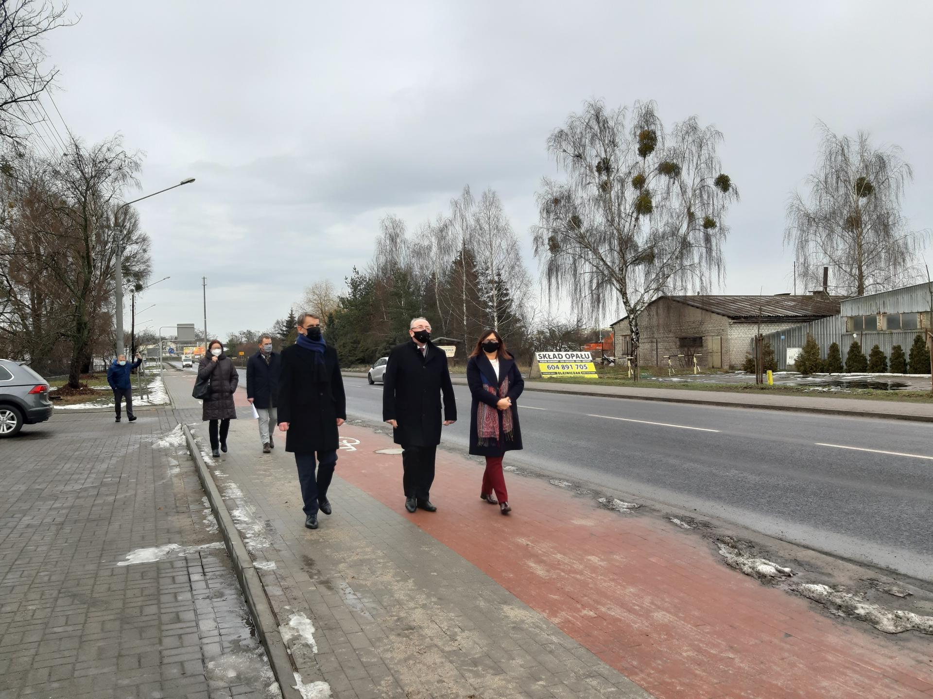 Remont ulicy Chrobrego w ciągu drogi wojewódzkiej nr 184 w Szamotułach - zobacz więcej