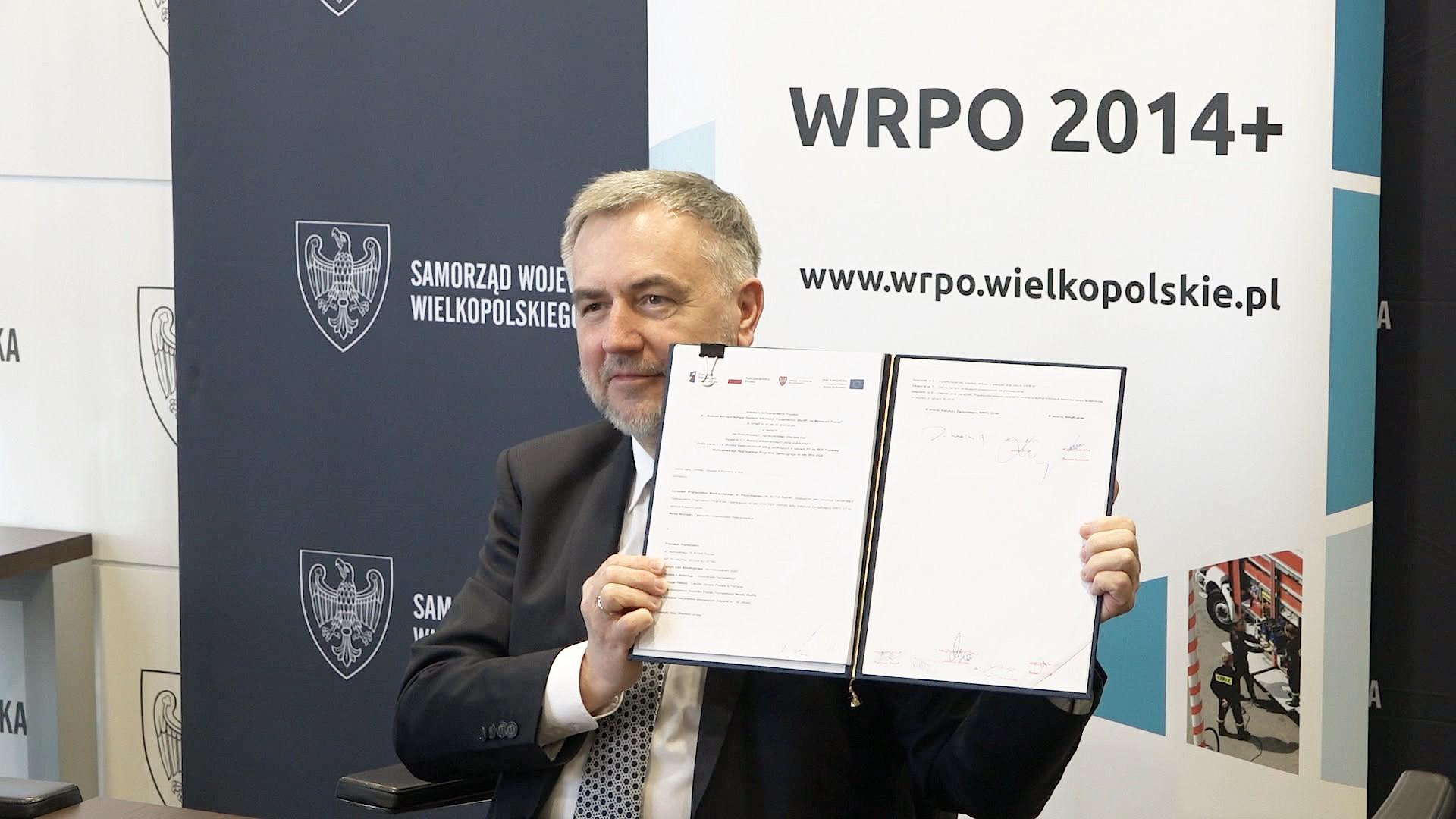 Przyszłość oparta na cyfrowości. Umowa dot. dofinansowania projektu MeSiP podpisana!    - zobacz więcej