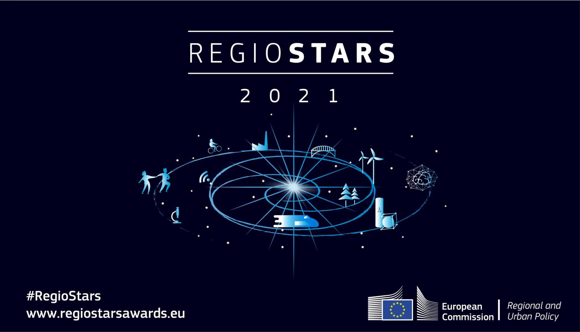 Konkurs RegiostarsAwards 2021! Czekamy na Twoje zgłoszenie - zobacz więcej