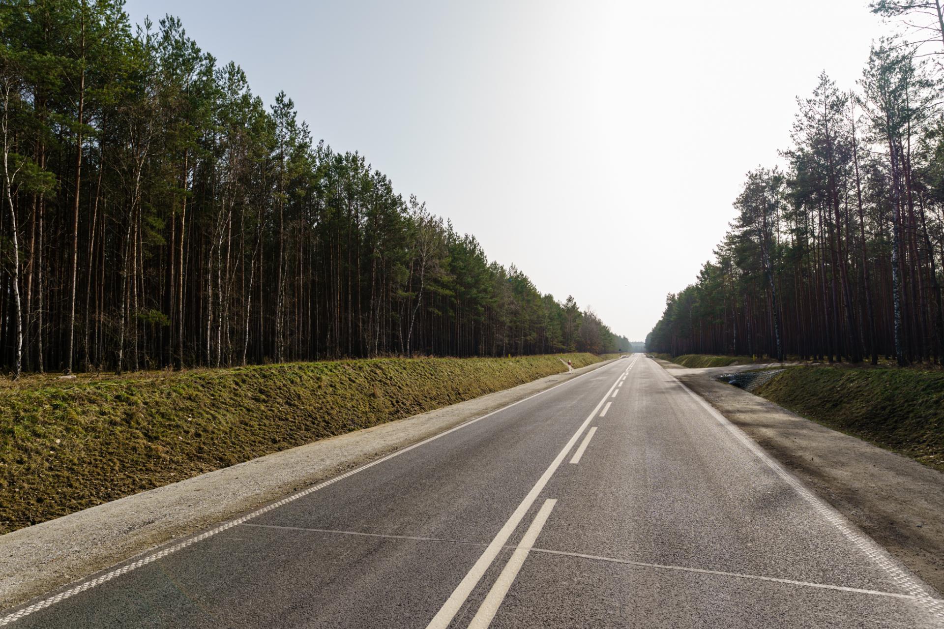Rozbudowana droga wojewódzka nr 123 już przejezdna! - zobacz więcej
