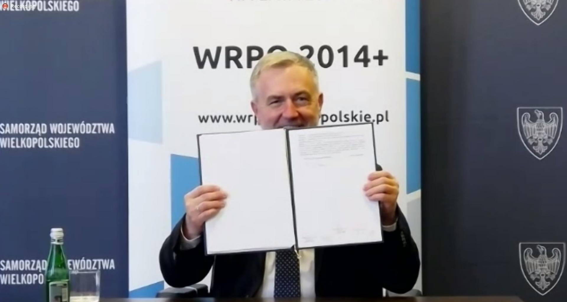 Prawie 6,3 mln zł unijnej dotacji z WRPO 2014+ trafi do kasy powiatu nowotomyskiego - zobacz więcej