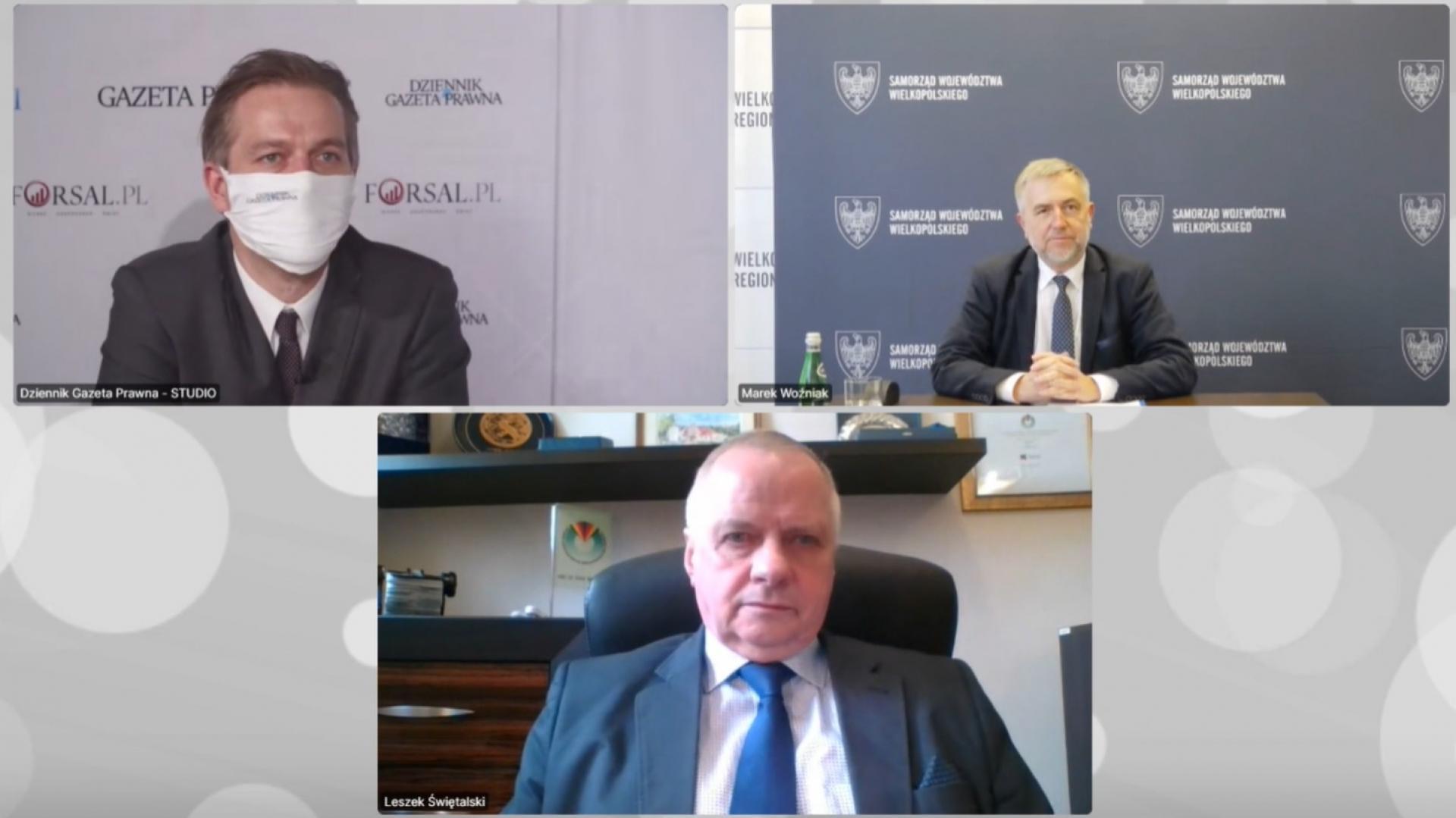 Marszałek Marek Woźniak: Ubóstwo energetyczne to wyzwanie systemowe - zobacz więcej