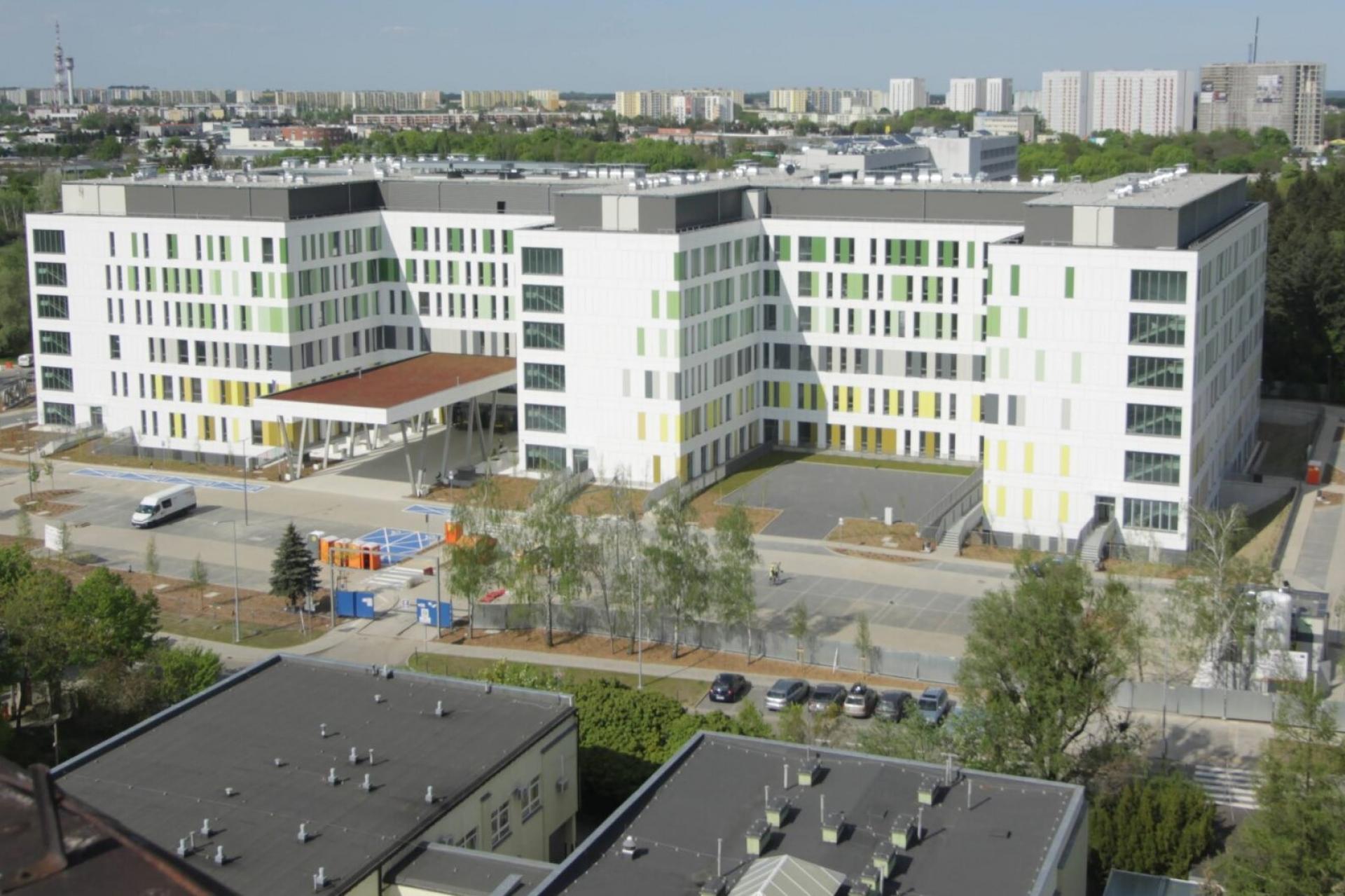Budowa Wielkopolskiego Centrum Zdrowia Dziecka na ostatniej prostej! FILM  - zobacz więcej