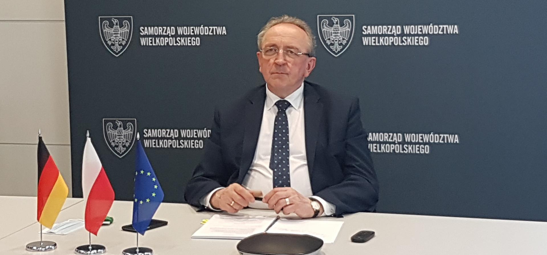 Rozmowy Wielkopolski i Brandenburgii o możliwościach współpracy w ramach nowej perspektywy finansowej UE - zobacz więcej