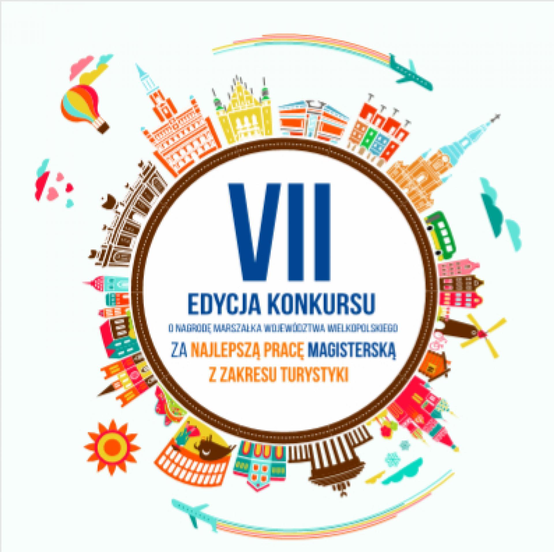 Ruszyła VII edycja konkursu o nagrodę Marszałka Województwa Wielkopolskiego za najlepszą pracę magisterską z zakresu turystyki - zobacz więcej