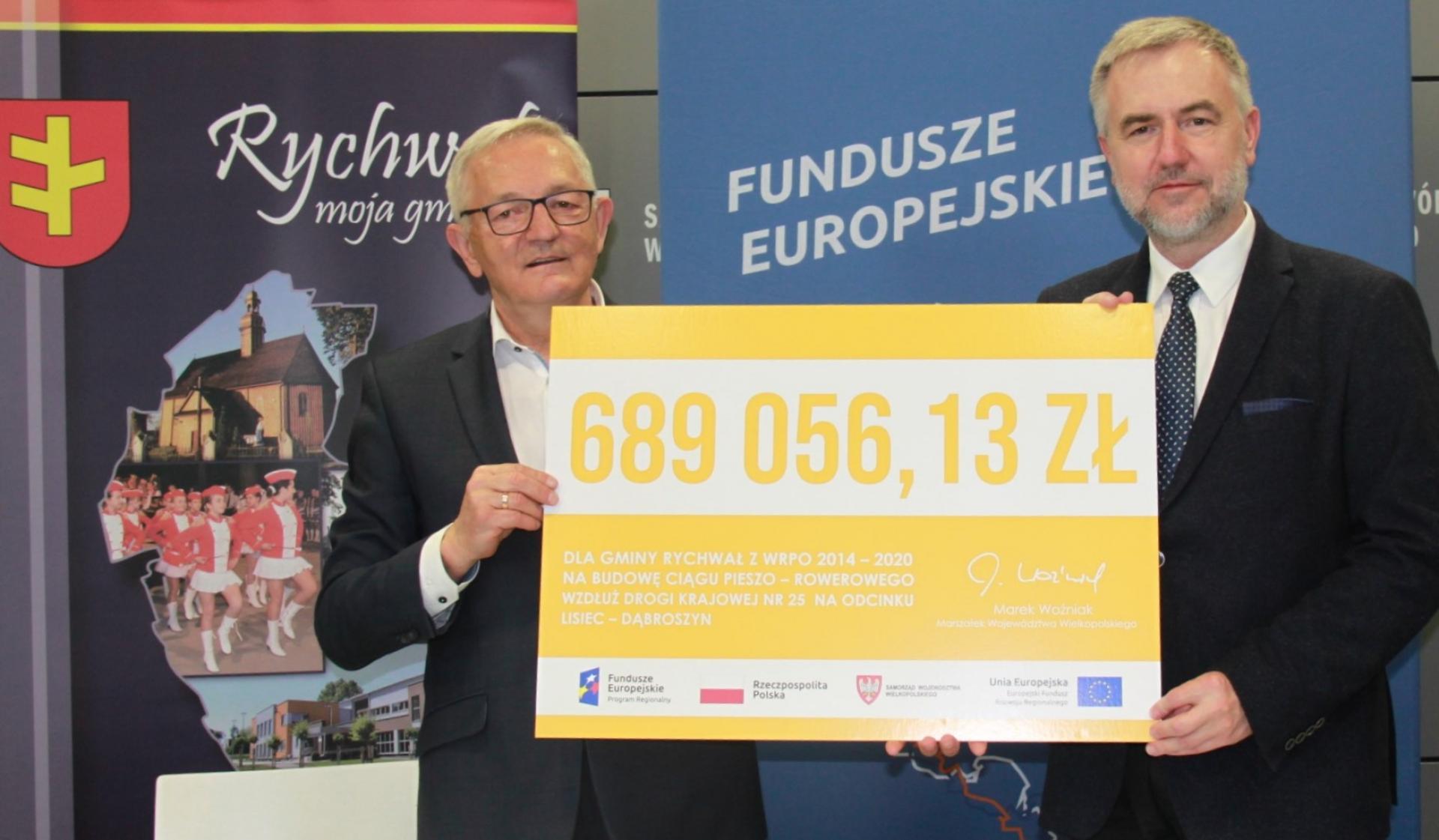 Dla poprawy bezpieczeństwa i ochrony klimatu Gmina Rychwał zrealizuje unijny projekt z WRPO 2014+ - zobacz więcej
