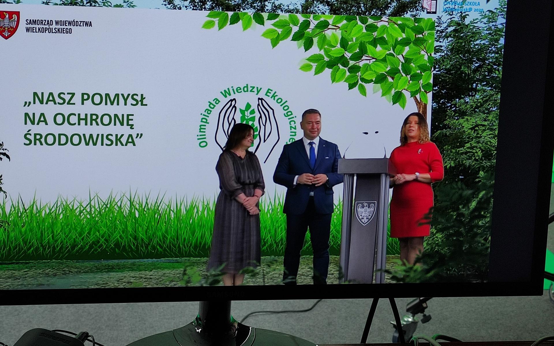 Uczniowie z wielkopolskich szkół nagrodzeni za wiedzę o ochronie środowiska - zobacz więcej