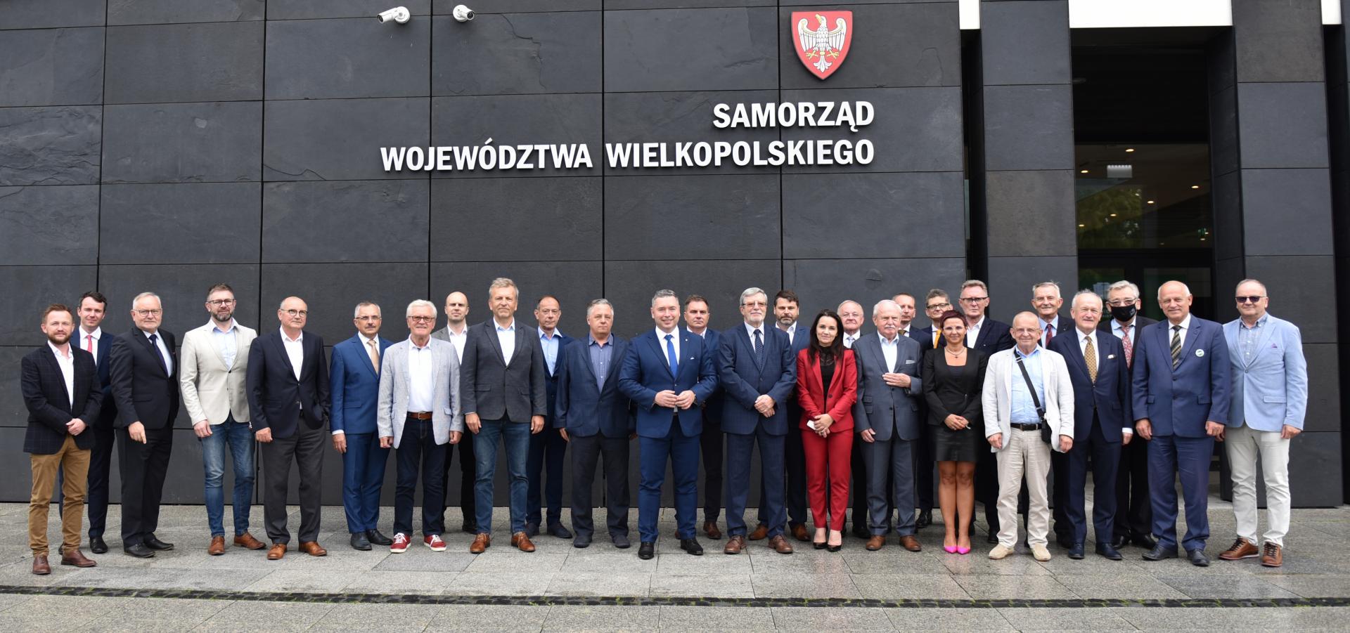 Posiedzenie inauguracyjne Wielkopolskiej Rady Trzydziestu nowej kadencji - zobacz więcej