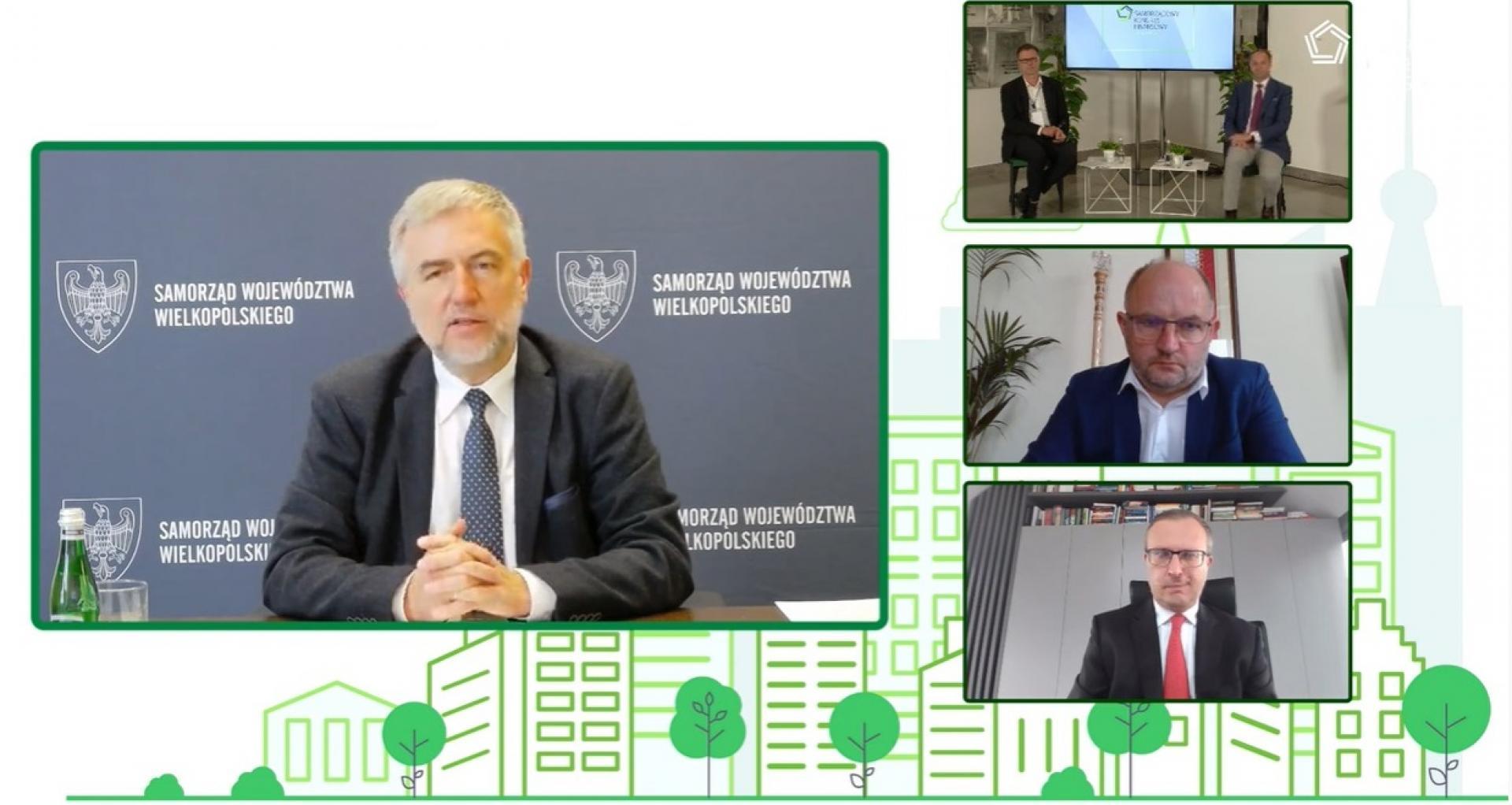 Marszałek Marek Woźniak: W Polsce widzimy tendencje centralizacyjne. To złe tendencje - zobacz więcej