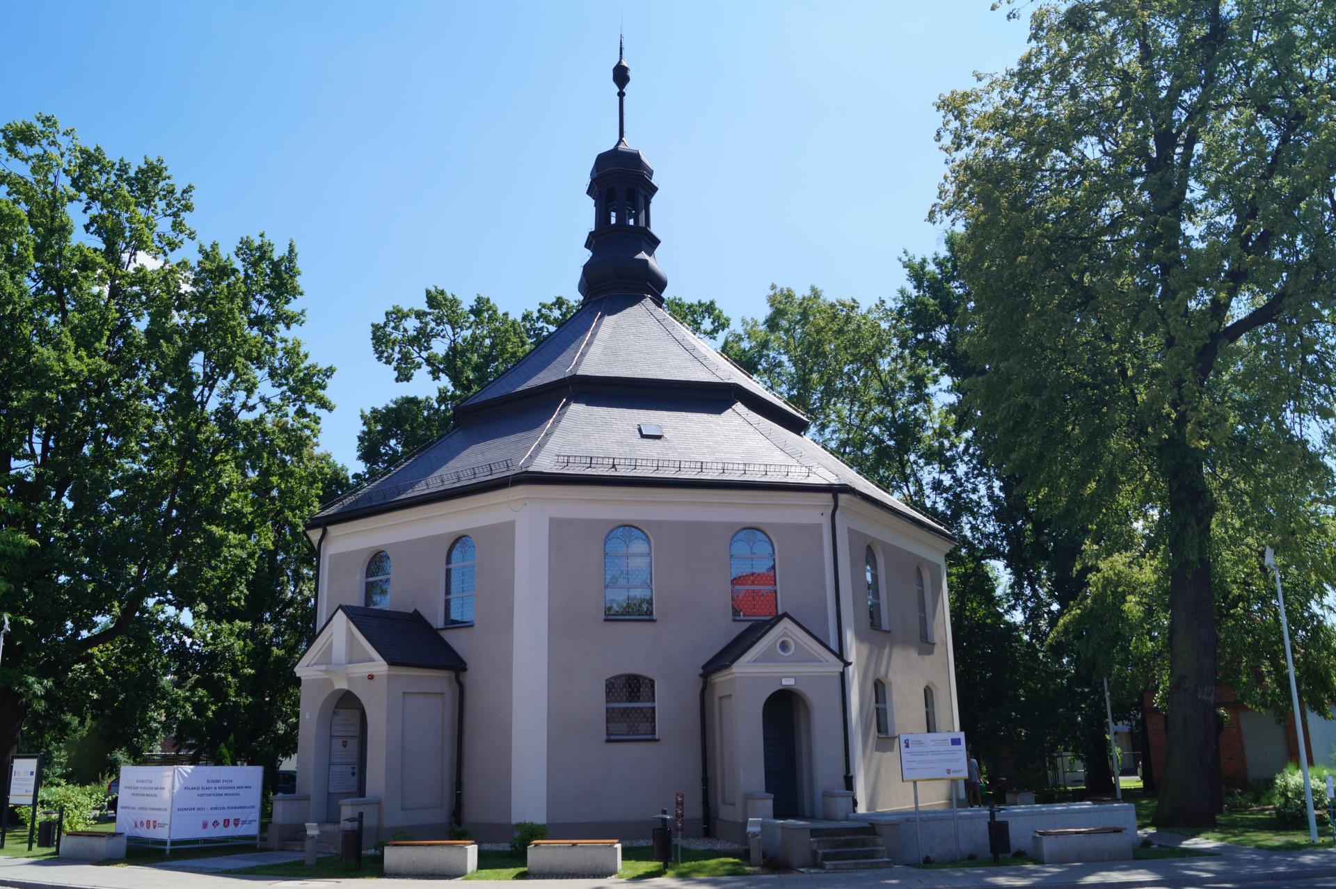 Wystawa Ścieżki życia - Polskie ślady w regionie Ren-Men. Historyczna mozaika