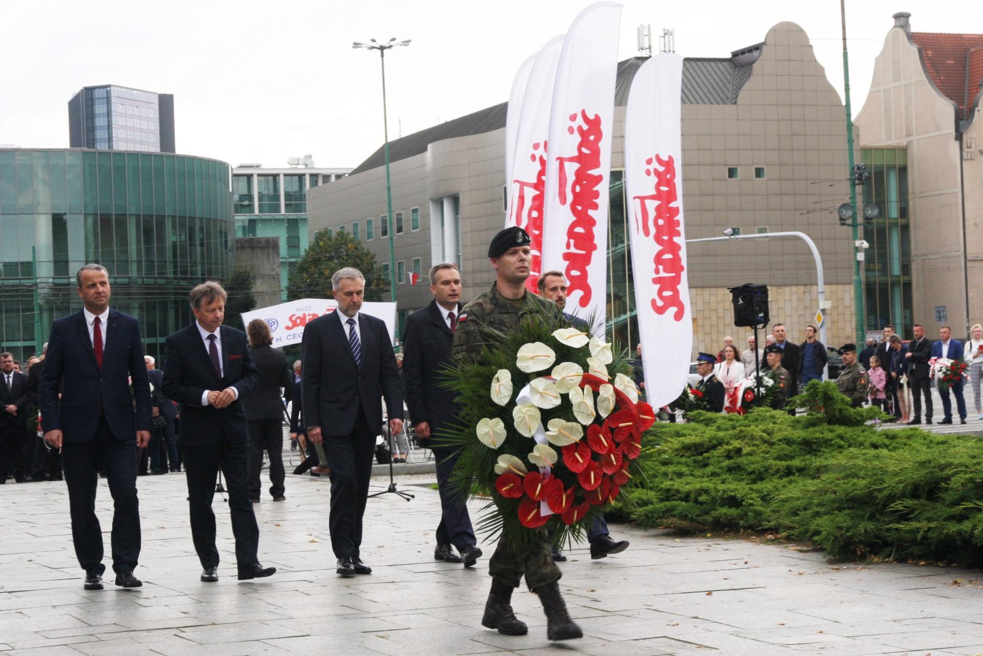 Wielkopolskie obchody Dnia Solidarności i Wolności z udziałem Marszałka  - zobacz więcej