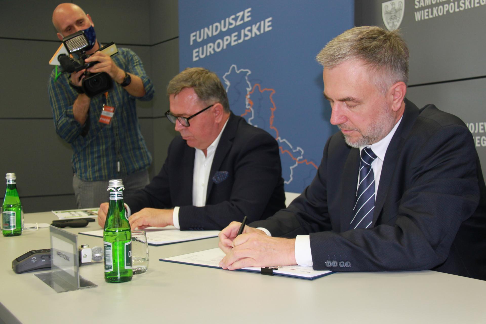 Już pół miliarda złotych Samorząd Województwa zainwestował w budowę ścieżek rowerowych w Wielkopolsce - zobacz więcej