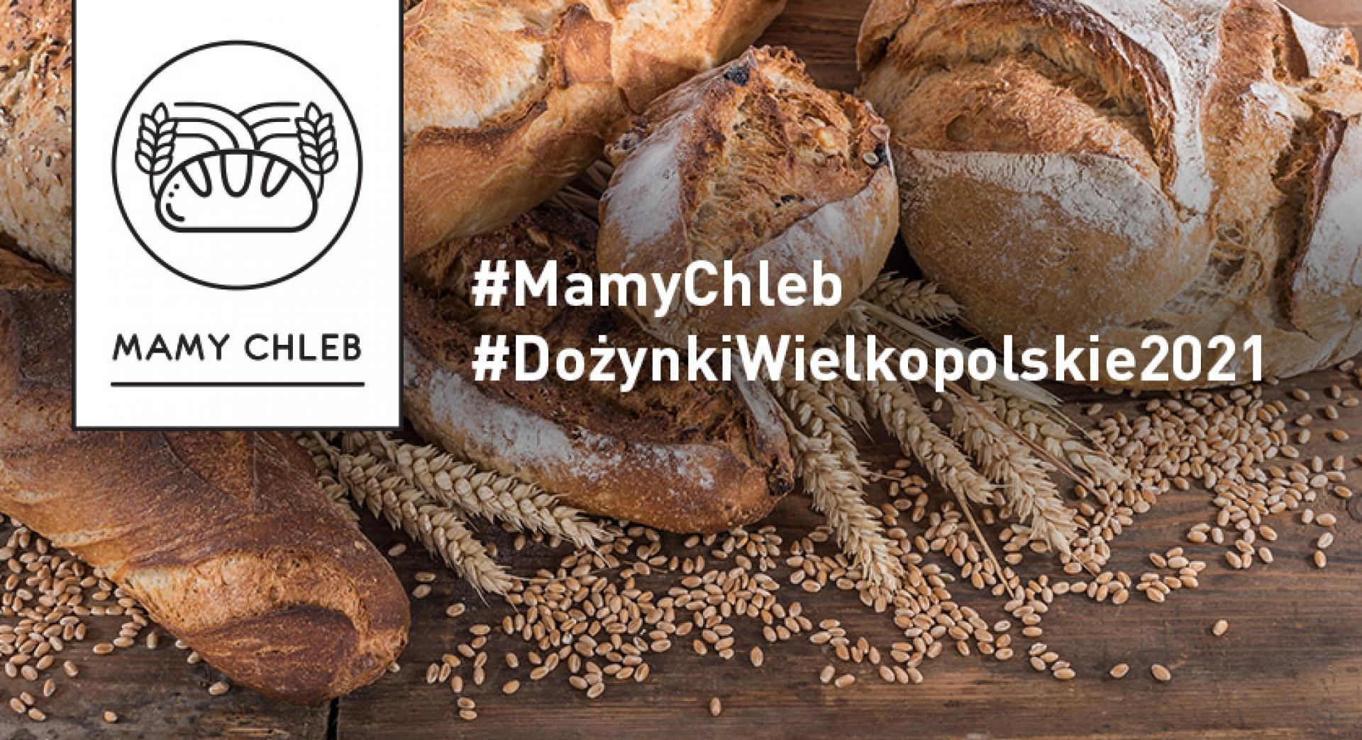 #MamyChleb – trwają nasze Dożynki Wielkopolskie 2021 online. Teraz czas na dożynkowe dekoracje - zobacz więcej
