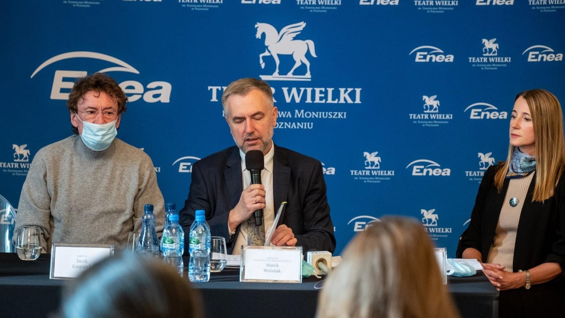 Nowe twarze, nowe spektakle, w nowych miejscach… Opera rusza, czyli Teatr Wielki w Poznaniu rozpoczyna nowy sezon! - zobacz więcej
