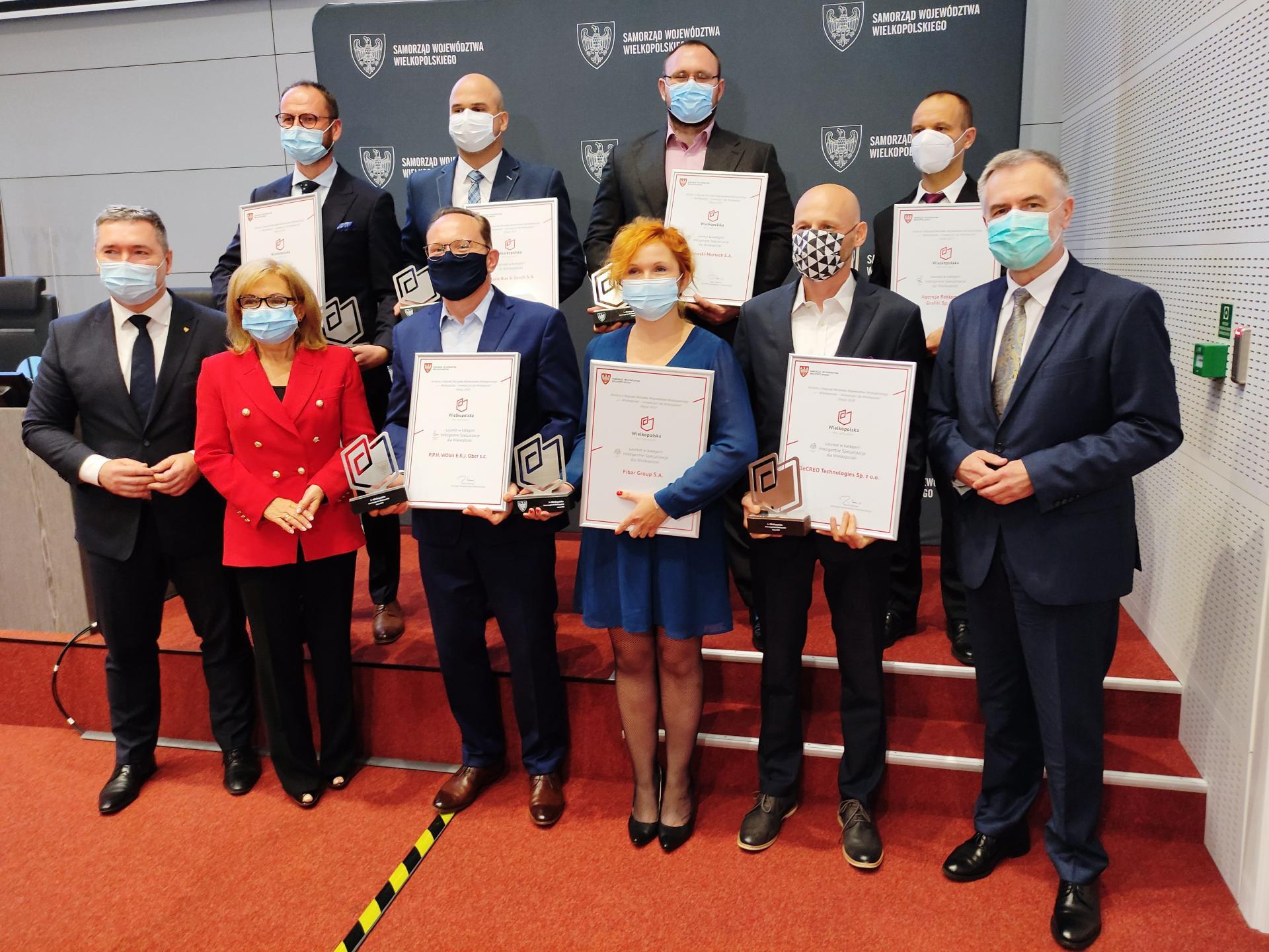 Nagrody od Marszałka dla przedsiębiorców za innowacyjność - zobacz więcej