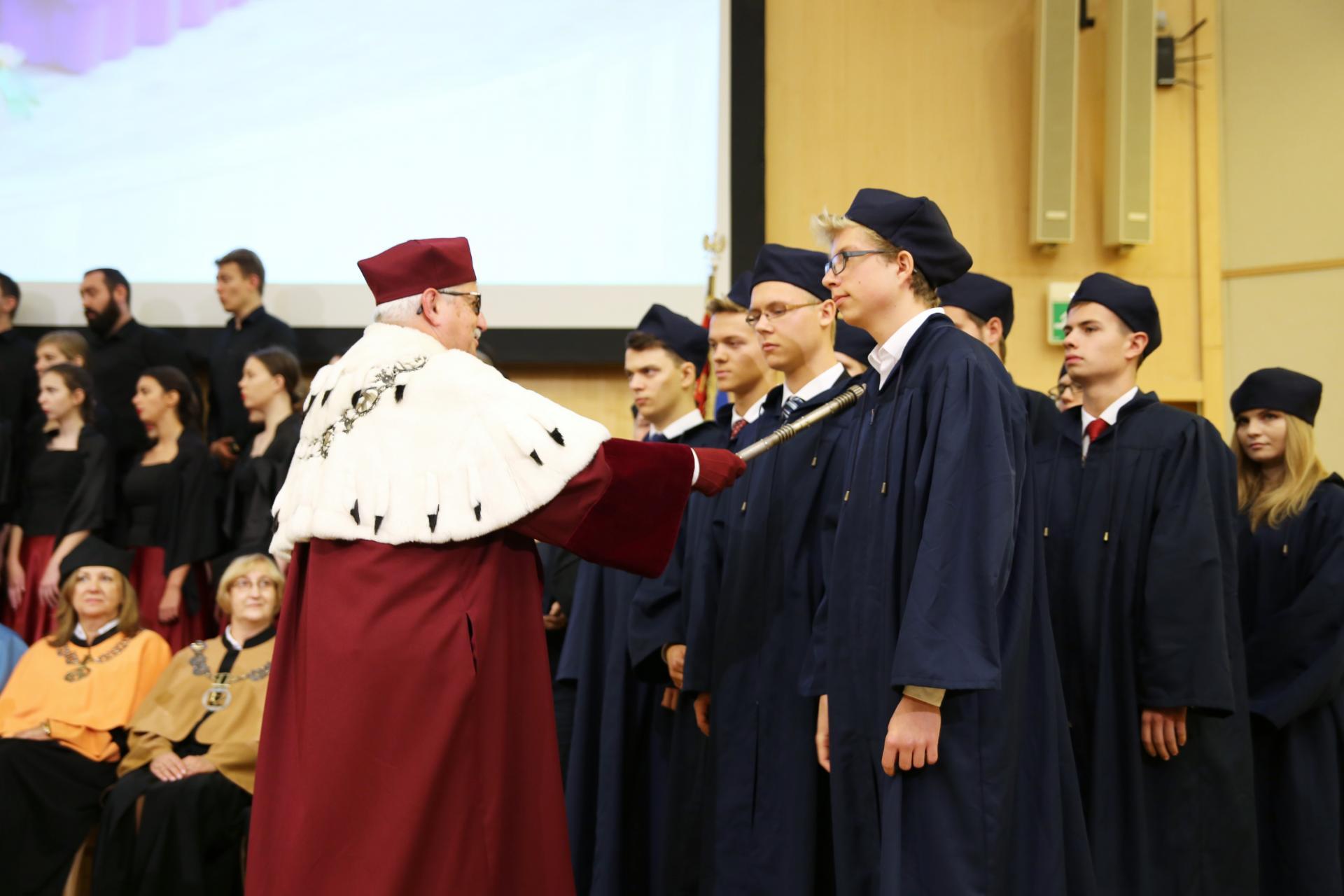 Marszałek na inauguracjach roku akademickiego poznańskich uczelni  - zobacz więcej