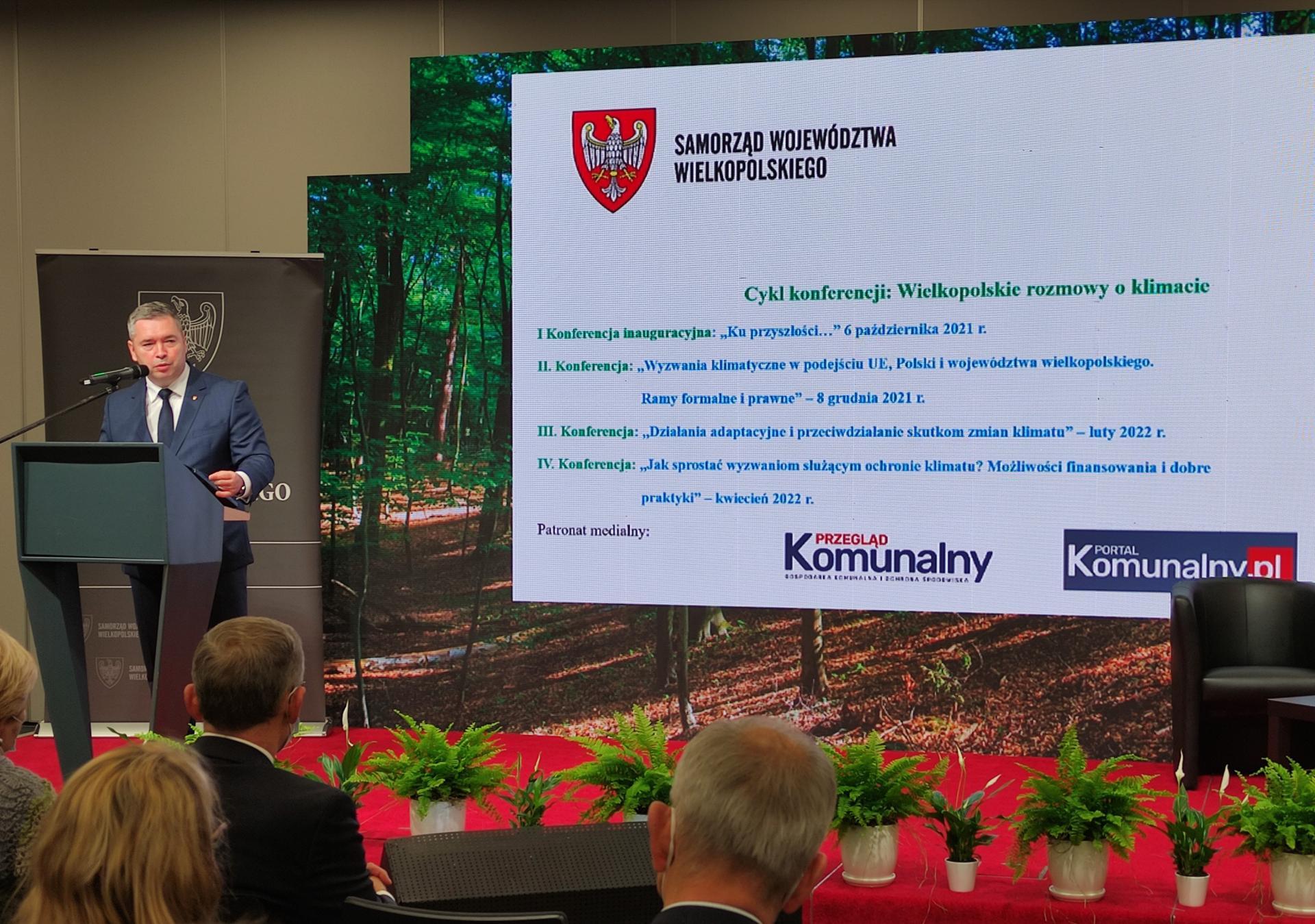 Ku przyszłości… rozpoczynamy Wielkopolskie rozmowy o klimacie - zobacz więcej