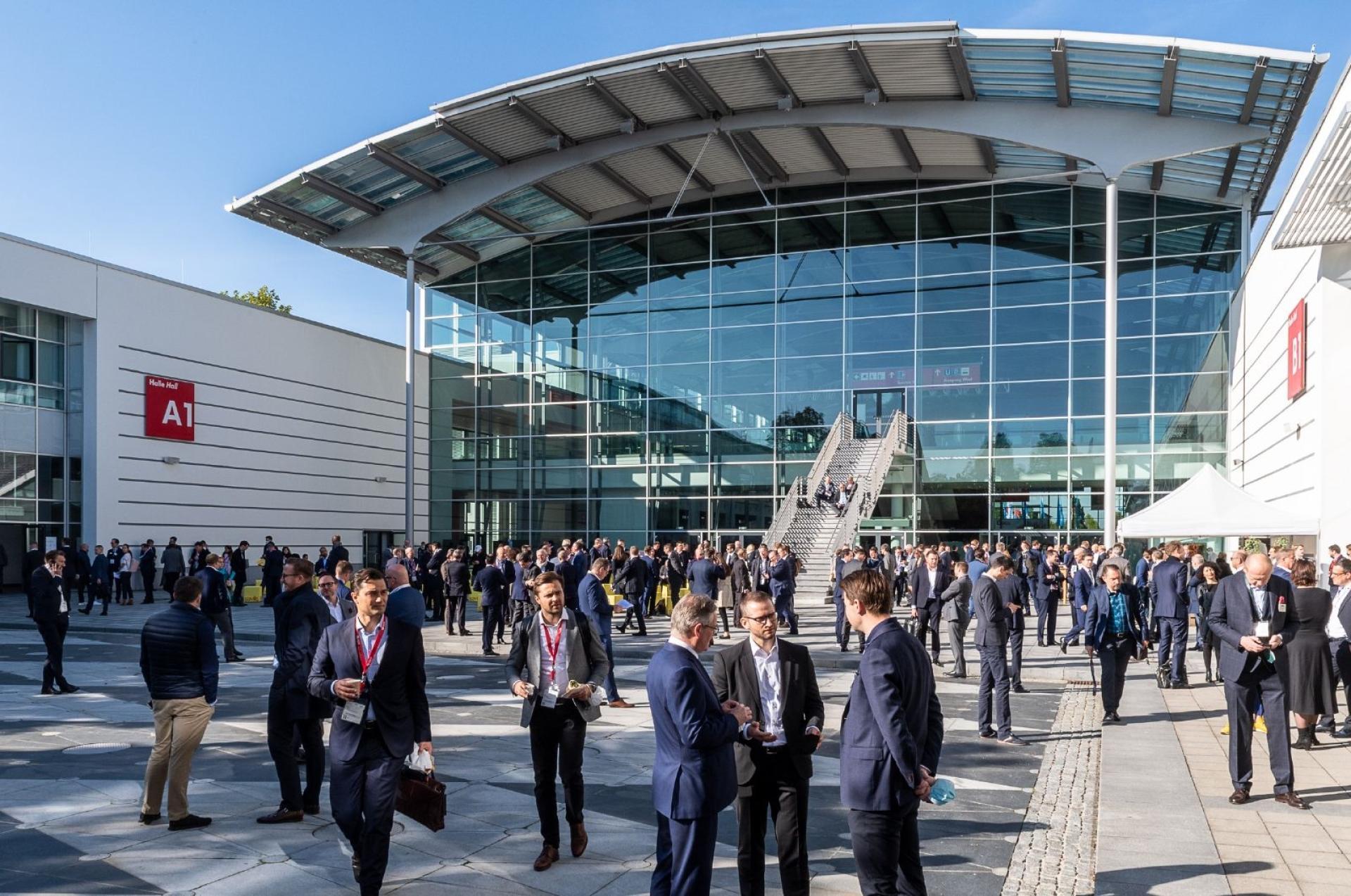 Wielkopolska na targach EXPO REAL 2021 w Monachium - zobacz więcej
