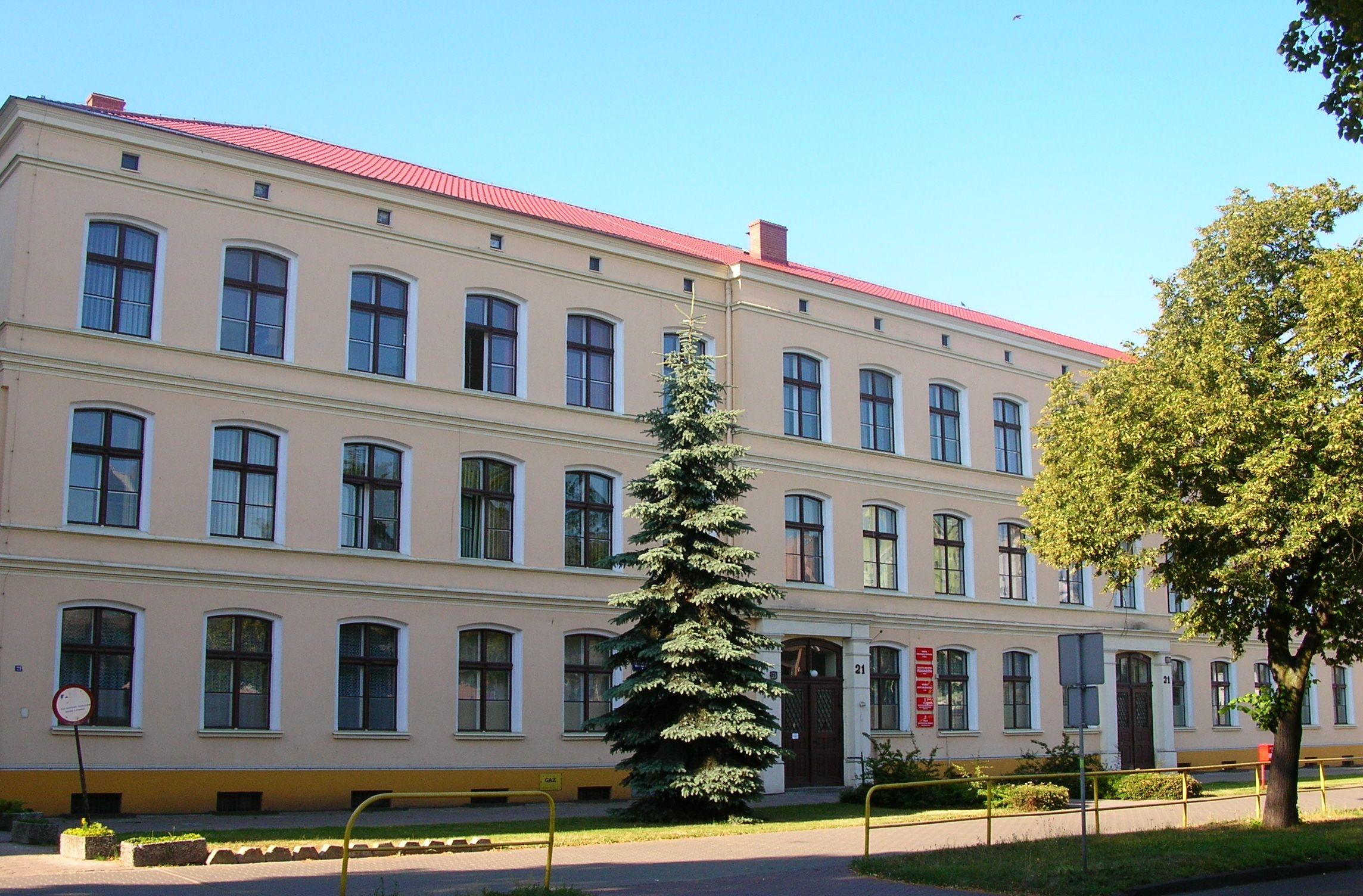Budynek CDN-PBP Piła