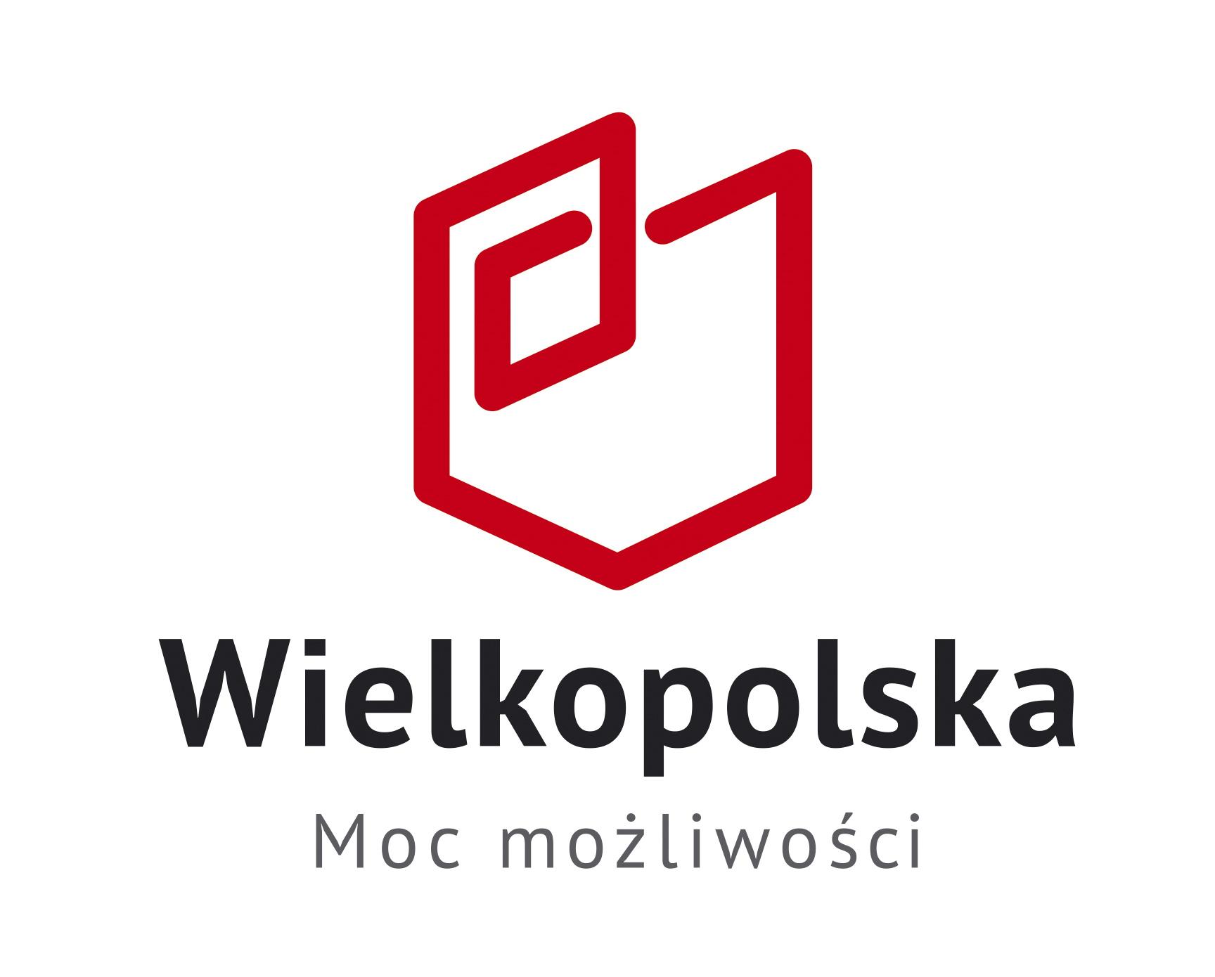 Logo Wielkopolska Moc możliwości