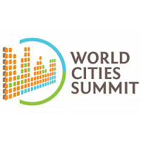 world cities summit logo
